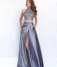 Best 25+ Silver prom dresses ideas on Pinterest