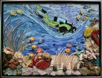 477 best images about Mosaics Underwater on Pinterest ...