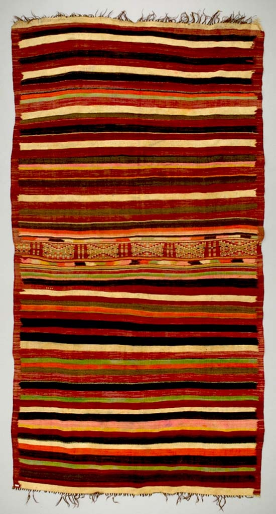 Africa Floor Rug From Douiret Tataouine Governorate
