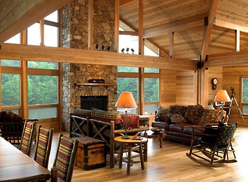 prefab post and beam homes cedar timber homes fireplaces