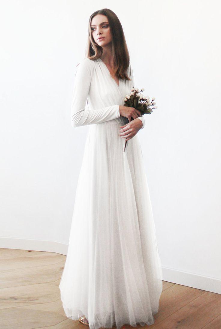 handmade wedding dresses etsy wedding dresses The Prettiest Handmade Wedding Dress etsy