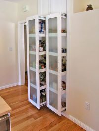 Sliding Pantry Doors: Contemporary Kitchens from HGTV