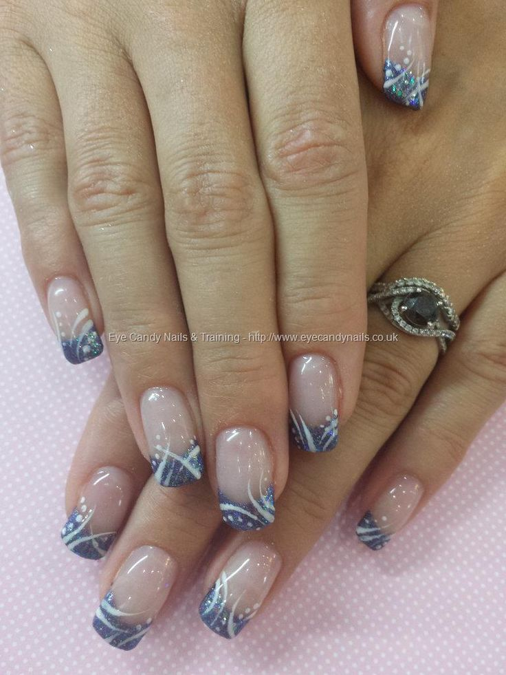6106 Best Images About Funky French Tip Nails On Pinterest