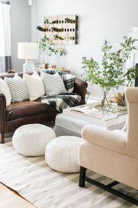 Best 20+ Grey leather sofa ideas on Pinterest