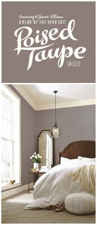 Were thrilled about our 2017 Color of the Year: Poised ...