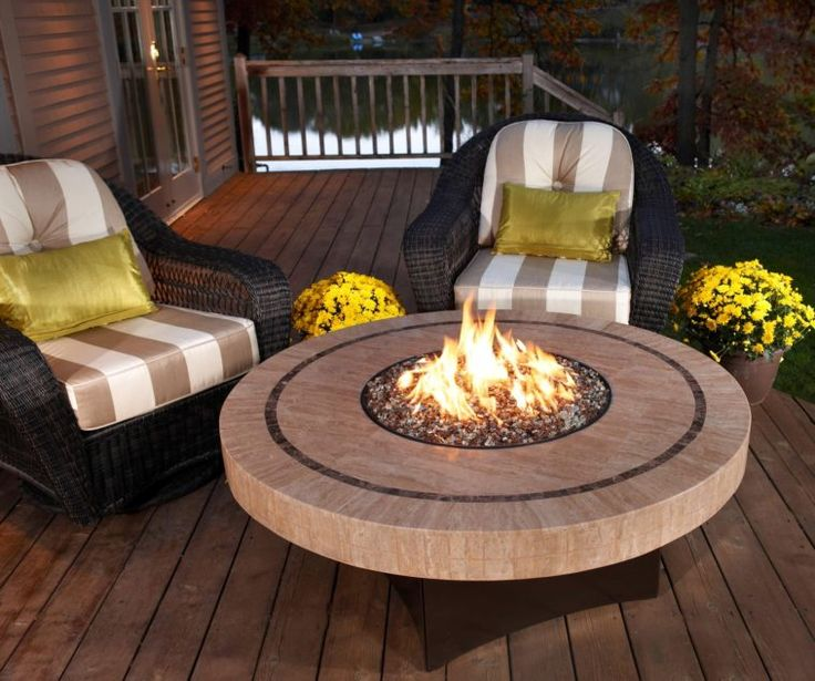 Couchtisch Modern Ausgefallen Best 25+ Fire Pit Coffee Table Ideas On Pinterest | Patio