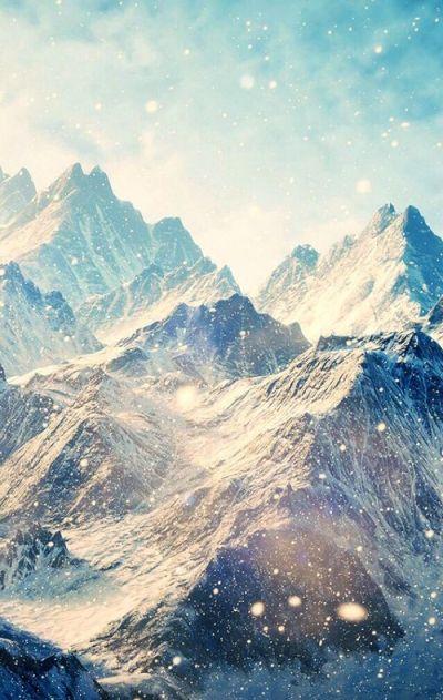 Mountains glitter wallpaper phone background   M o b i l e   Pinterest   Backgrounds, Wallpapers ...