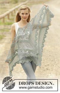 25+ Best Ideas about Crochet Shawl Patterns on Pinterest ...