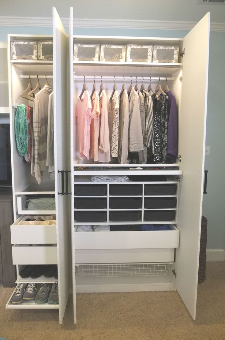 Ikea Baby Furniture A Personalized Pax Wardrobe Provides The Storage You Need