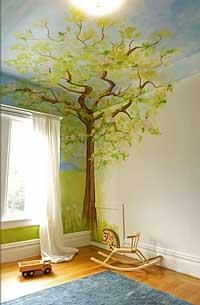 25+ Best Ideas about Tree Murals on Pinterest | Tree wall ...