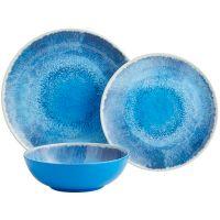 Waterways Melamine Dinnerware - Blue | *Dinnerware ...