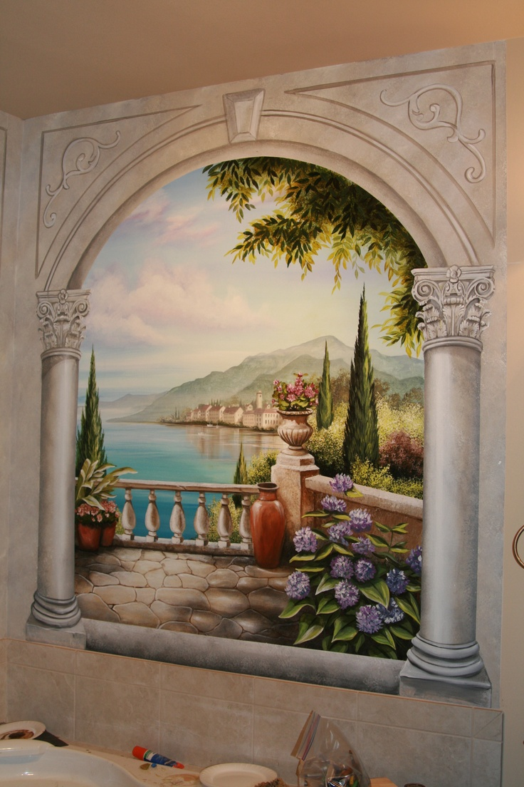 Wallpaper Murals For Bathrooms Best Wall Murals Pmpresssecretariat