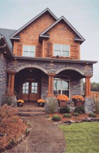 25+ best ideas about Rustic Exterior on Pinterest   Rustic ...