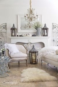 17 Best ideas about French Country Living Room on ...