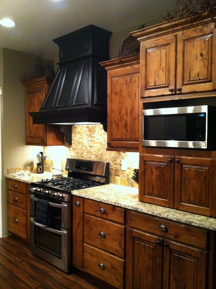 Top 25 Ideas About Rustic Kitchen Cabinets On Pinterest