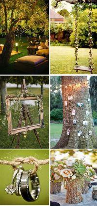 25+ best ideas about Backyard wedding decorations on ...