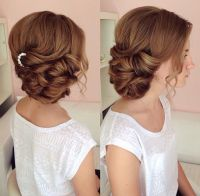 25+ best ideas about Side Swept Updo on Pinterest