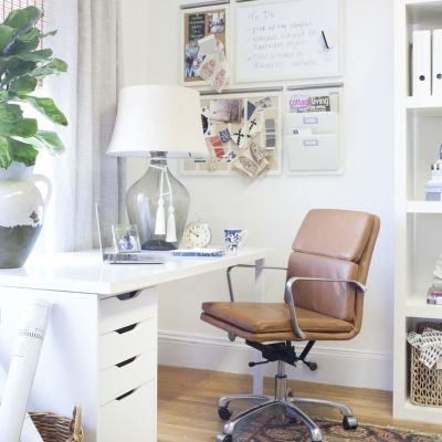 Erin Gates Home Office Decor Upgrade
