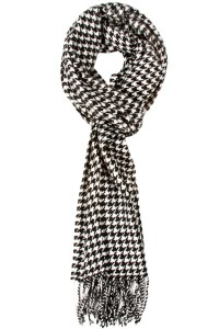 Andrew Houndstooth Scarf - Perfect for Alabama football ...