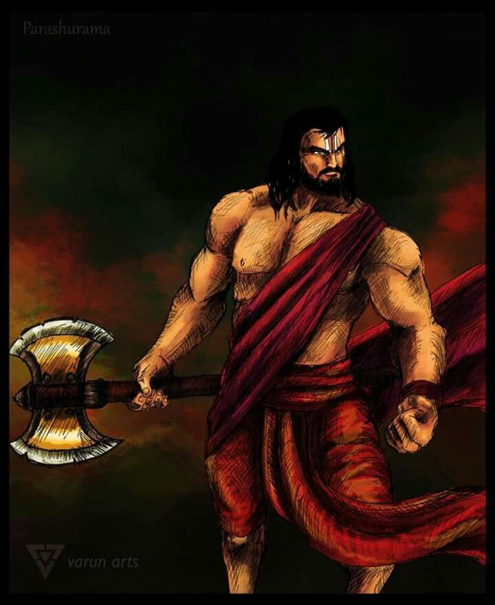 Lord Shiva Angry Wallpapers 3d Hd Parshuram And His Parshu Axe Beautiful Weapon Pinterest