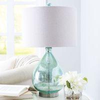 17 Best ideas about Teal Lamp on Pinterest   Aqua decor ...