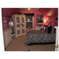 25+ best ideas about Zebra girls rooms on Pinterest ...