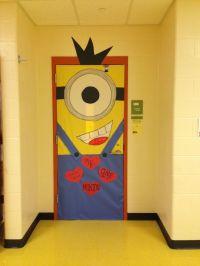Minion door decor! | Classroom Setup | Pinterest ...