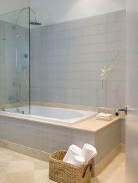 Jacuzzi Tub Shower Combo Design: Modern Bathroom Ideas ...