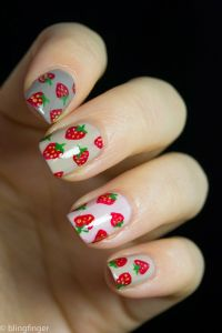57 best images about Naildesign - Food on Pinterest | Nail ...