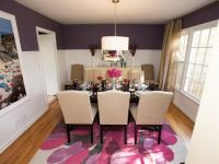 Formal Dining Room by HGTV's Sabrina Soto>> http://www ...