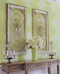 Decorating With Architectural Salvage - 25 Ideas For High ...