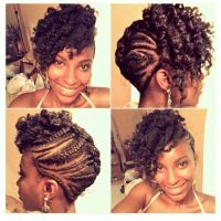 53 best images about Natural Hair Styles: Braids on ...