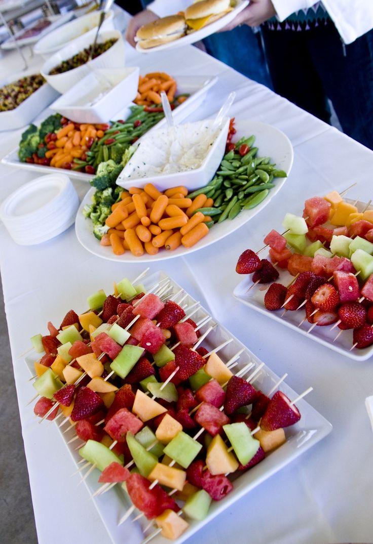 25 best ideas about wedding reception appetizers on pinterest