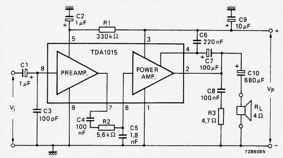 com circuitdiagram amplifiercircuit othercircuit voltageregulator