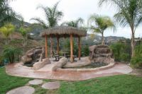 Tropical backyard, Backyard designs and Backyards on Pinterest