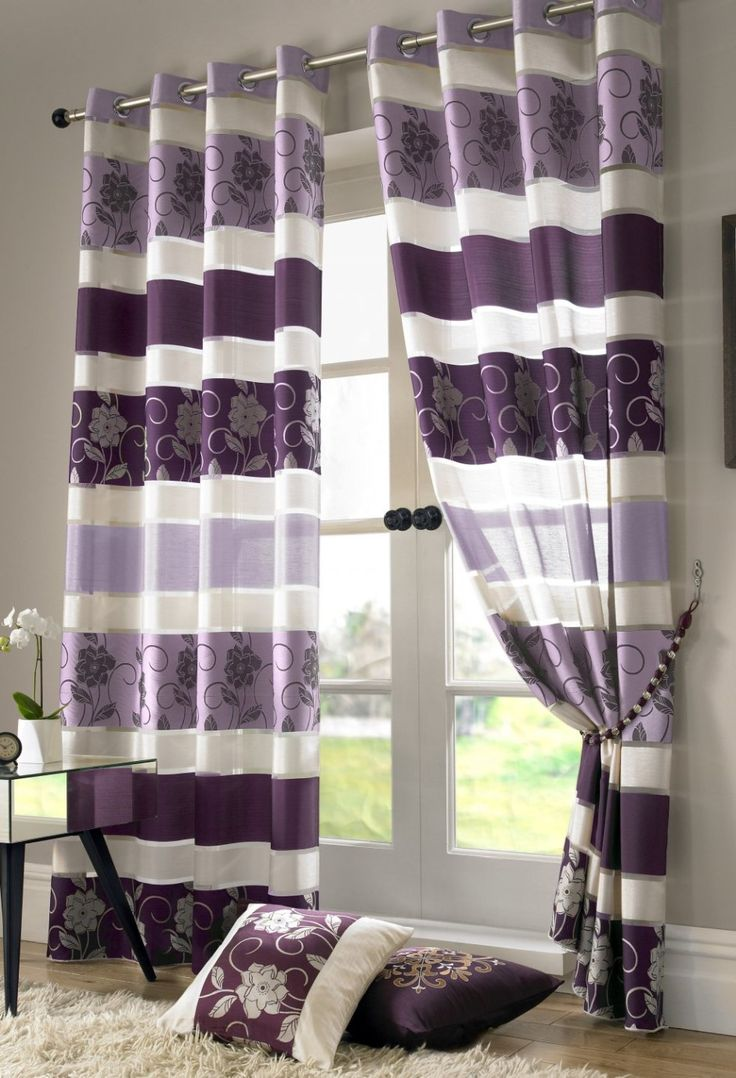 Purple And Cream Bedroom Gray And Purple Curtains For Bedroom