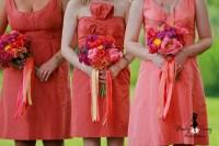 17 Best images about Tangerine Tango Wedding (Pantone) on ...