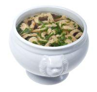Lion Head 6 oz. Porcelain Soup Bowl   Products   Pinterest ...