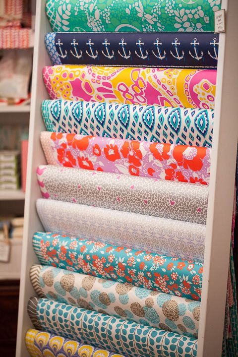 Cute Frappuccino Wallpaper Gift Wrap Ladder Display At Gus Amp Ruby Letterpress Smock