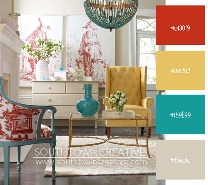 17 Best Ideas About Red And Teal On Pinterest | Red Color