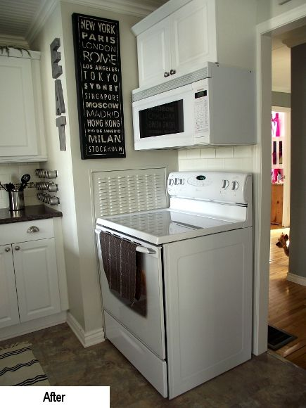 Ikea Kitchen Island Canada 17 Best Ideas About Over Range Microwave On Pinterest