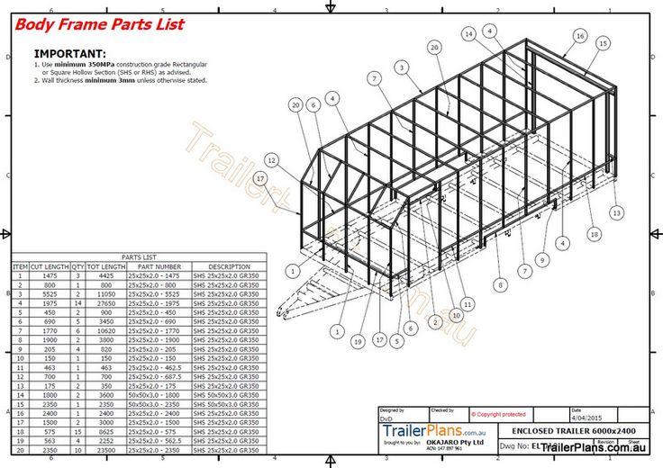 continental cargo trailer wiring diagram