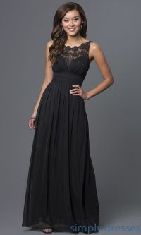 25+ best ideas about Black Bridesmaid Dresses on Pinterest ...