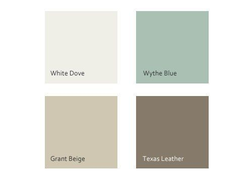 1000+ Ideas About Benjamin Moore White On Pinterest | White Paint