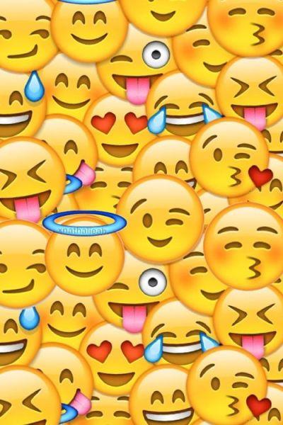 Best 25+ Emoji wallpaper ideas on Pinterest | Emojis, Starbucks emoji and Cute emoji
