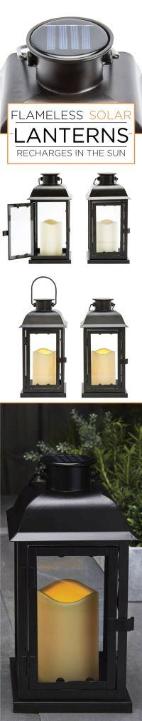 25+ best ideas about Patio lanterns on Pinterest