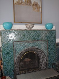 17 Best images about Moroccan fireplaces on Pinterest ...