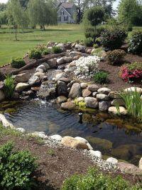 1000+ ideas about Garden Ponds on Pinterest | Ponds ...