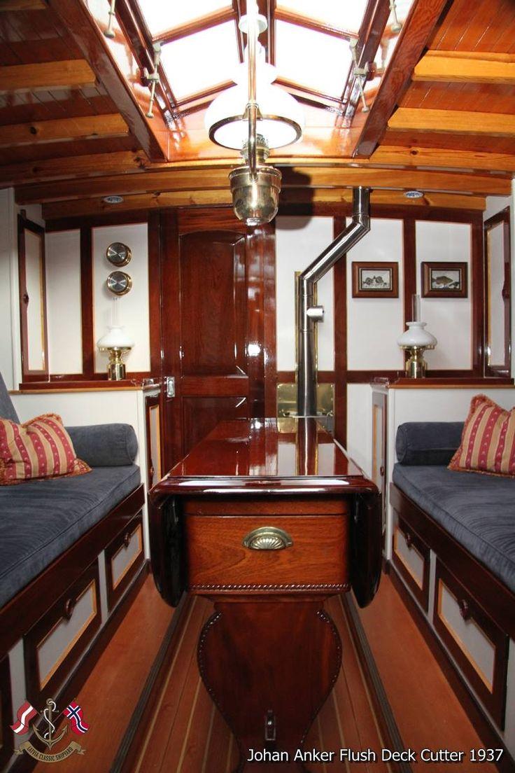Lovely Boat Interior Design Ideas 7 Luxury Yacht Interior ...