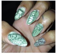 297 best images about Acrylic nails on Pinterest | Coffin ...